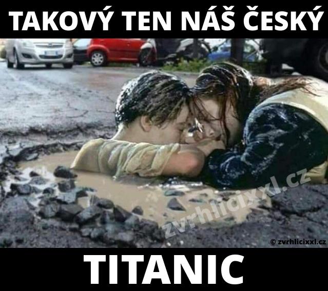 Takový Ten Náš Český Titanic