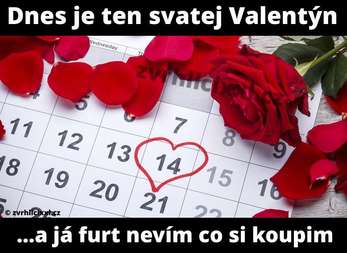 Za Pár Dní Je Valentýn, A Já Stále Nevím Co Si Koupím
