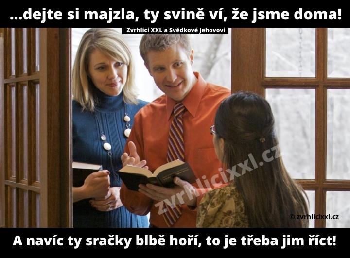 Karanténa Svědkové Jehovovi U Dveří